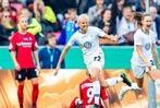 Fotos: Fußball-Frauen des SC Freiburg verlieren im Pokal-Finale