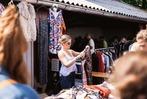 Fotos: Das war der 11. Frollein Flohmarkt auf dem Hof der Fabrik