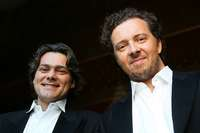 Der Mai ist eben nicht nur wunderschön: Liederabend mit den Weltstars Christian Gerhaher und Gerold Huber