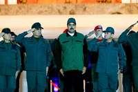 Das Militär steht hinter Maduro