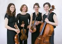 Kaléko Quartett auf den Spuren von Beethoven, Vrebalov zu Dvořák