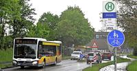 Buswartehäuschen darf nicht aufgestellt werden