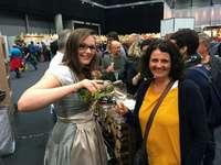 Die Badische Weinmesse in Offenburg hat ein neues Gesicht erhalten