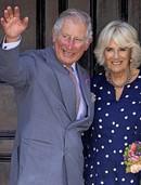 Prinz Charles beginnt seine Deutschlandtour