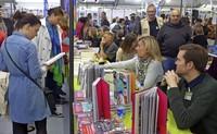 36. Buchmesse Forum du Livre in Saint-Louis mit 225 Autoren und Gastland Schottland