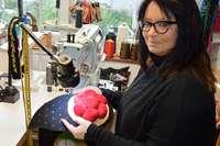 Eine Glottertälerin startet mit ihrem eigenen Modelabel durch
