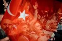 Erdogans AKP setzt sich durch