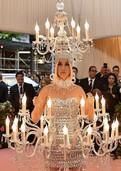Glamour bei der diesjährigen Met-Gala in New York