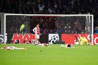 Märchen ohne Happy End: Das Aus von Ajax in der Champions League