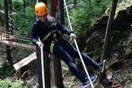 Fotos: Der neue Kletterwald Hochempor in Bad Säckingen