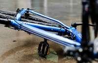 """ADFC erinnert mit """"Mahnrädern"""" an getötete Fahrradfahrer"""