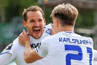 Karlsruher SC kehrt in 2. Fußball-Bundesliga zurück