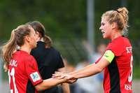 Fußballerinnen des SC Freiburg sorgen für Werder Bremens Abstieg