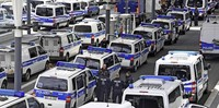 Großes Polizeiaufgebot wegen Rechten-Demo