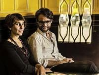 """Lietz & Lotte mit Chanson-Programm """"Rendez-vous au banc public"""" in Lörrach"""
