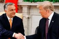 Warum Donald Trump und Viktor Orban einander umgarnen