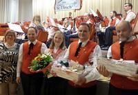 Konzert der Trachtenkapelle St. Ulrich: Genuss vom ersten bis zum letzten Ton