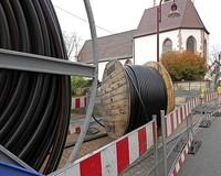 Breitbandbau in Fischingen