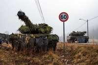 Deutschland meldet Nato höchste Budgeterhöhung seit Jahren
