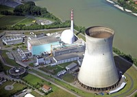 Gelände des Akw Leibstadt ist für Atommüll-Umpackstation im Gespräch