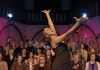 Gospelkonzert in der Pauluskirche