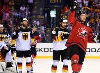 Trotz Debakel gegen Kanada: Deutschland erreicht WM-Viertelfinale