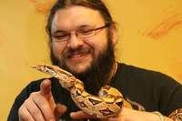 """""""Reptilien sind keine Schmusetiere, zum Knuddeln ist es nichts"""""""