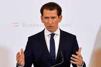 Österreichs Kanzler Kurz will sich von Innenminister Kickl trennen