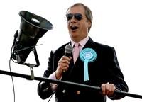 Nigel Farage macht Stimmung für seine neue Brexit-Partei