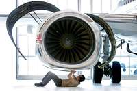 Am Euro-Airport entstehen Großraumjets mit Luxus-Ausstattung