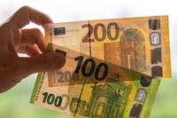 Neue 100- und 200-Euro-Scheine sollen schwerer zu fälschen sein