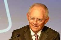"""Wolfgang Schäuble bei Talkshow """"Nachgefragt"""" am Rotteck-Gymnasium"""