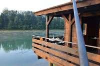 Auf zum Fluss: Rheinromantik erleben in einer Fischerhütte