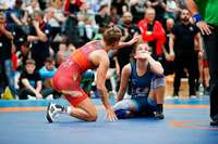Annika Wendle holt Bronze der der deutschen Meisterschaft