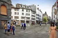 Basels wichtigste Einkaufsstraße wird Flaniermeile