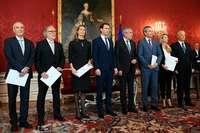Übergangsregierung in Wien im Amt – Unklarheit über Misstrauensvotum