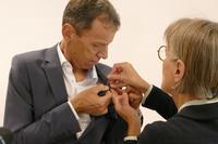 Titiseer Hotelier Klaus-Günther Wiesler erhält das Bundesverdienstkreuz