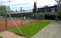 Veränderungssperre für Tennishalle