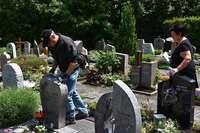 Gemeinde prüft 2000 Grabsteine in Grenzach-Wyhlen auf Standfestigkeit