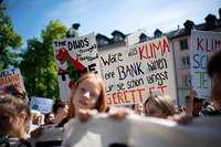 """Fridays for Future in Freiburg: """"Ich habe das Gefühl, es bewegt sich was"""""""