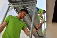 Junge Handwerker aus Südbaden renovieren Weltkulturerbe in Tel Aviv