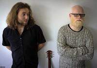 Zarek Silberschmidt & Albi beim Kneipenkonzert im Nellie Nashorn in Lörrach