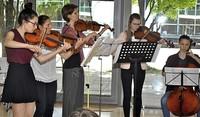 Die Streicher der Jugendmusikschule Südlicher Breisgau laden zum Matinée ein