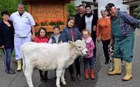 Hofladen der Familie Griener in Öflingen lädt am Sonntag zum Besuch