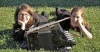 Duo Flakkanto musiziert in Heitersheim