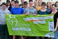 Jugendliche im Breisgau packen an – drei Tage rund um die Uhr