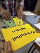 Europawahl ist ausgezählt, Kommunalwahl folgt