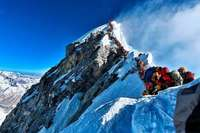Zehn Bergsteiger sterben in dieser Saison schon am Mount Everest