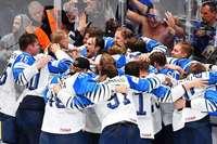 Finnland schlägt Kanada im Finale der Eishockey-WM mit 3:1