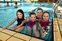 Der Förder- und Schwimmverein Aqua Nautilus unterstützt seit 25 Jahren das Hochdorfer Hallenbad